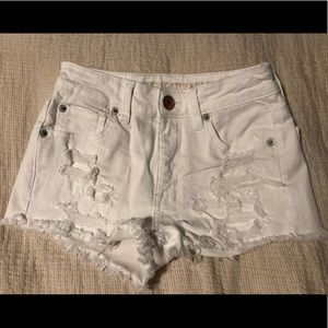 America Eagle Outfitters Jean Shorts